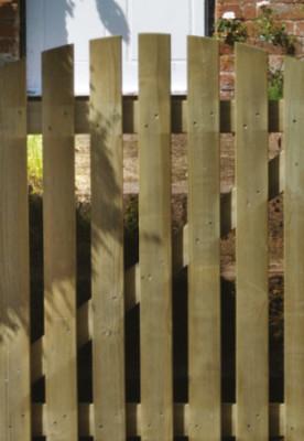 Clinton garden gates