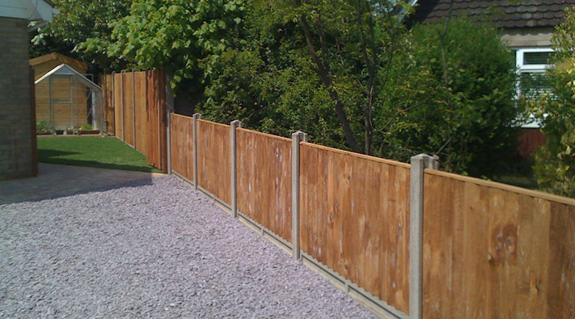 Ellis Timber Ltd Ellis Fencing Panels