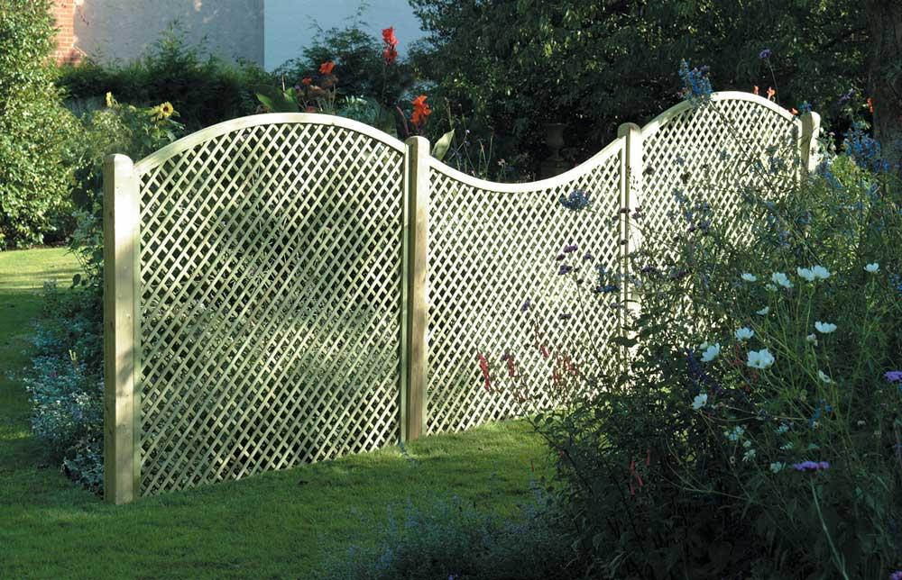 Ellis Timber Ltd Decorative Fencing Panels Ellis